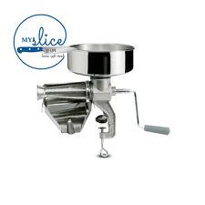 Reber S/S #3 Manual Tomato Machine - Italian Made - Tomato Sauce / Passata
