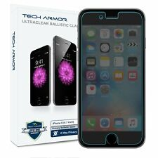 Tech Armor Privacy Ballistic Glass Screen Protector for Apple iPhone 6/6S [1Pk]