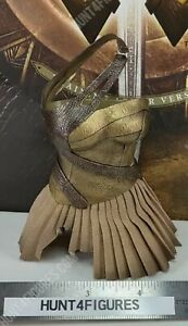 Hot Toys MMS424 Wonder Woman Training Armor 1/6 action figure's dress only READ!