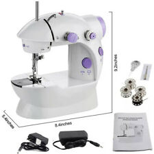 Mini Sewing Machine Portable Electric Foot Pedal Home Crafting DIY Project NEW