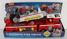 Paw Patrol Ultimate Fire Truck Ladder Extends over 2 Feet New Free Shipping