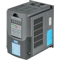 3HP 2.2KW 380V Variable Frequency Drive VFD Close-Loop Inverter Control PRO