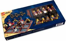 Lego Pirates 852750 TIC TAC TOE 90 Pcs Board Game 10 minifigures NISB