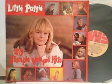 LITTLE PATTIE - 20 STOMPIE WOMPIE HITS LP - OZ AUSSIE 60'S POP GIRL FEMALE VOCAL