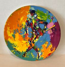 Royal Doulton Harlequin Collector Plate by Leroy Neiman 1st of a Series 1974 Le