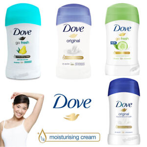 DOVE WOMEN MOISTURISING CREAM ANTI-PERSPIRANT  STICK 40ML