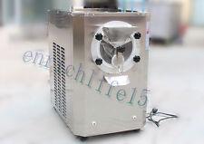 Horizontal automatic hard ice cream machine 6L cylinder,R410a refrigerant 20L/H