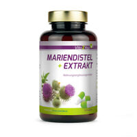 Vita2You Mariendistel Extrakt 600mg - 120 Kapseln - 290 mg Silymarin