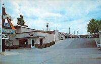 NM Santa Rosa - TOWER MOTEL ROUTE 66 RTE 66 c1960 Dexter Press postcard A67
