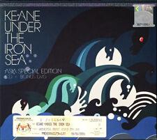 KEANE Under The Iron Sea 2007 MALAYSIA ASIA SPECIAL EDITION CD + BONUS DVD RARE