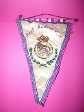 VINTAGE REAL MADRID FC OFFICIAL PRODUCT SOCCER FLAG
