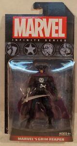 "Marvel Universe 3.75"" Infinite Series Grim Reaper Hasbro (Mint On Card)"