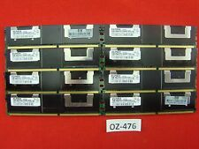Elpida 8GB 4x2GB Server RAM 2Rx4 PC2-5300F-555-11-B0 EBE21FD4ACFT-6E-E #OZ-476