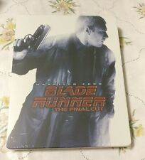 Blade Runner Japan Bluray Steelbook, New/Sealed