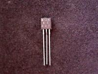 BC307 - National Semiconductor Transistor (TO-92)