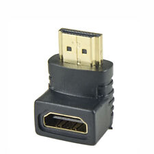 HDMI 90 degree L shape Connector Male to Female Converter Adapter