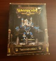 Privateer Warmachine Cygnar Thunderhead Heavy Warjack nib