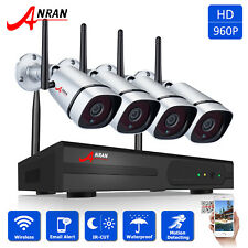 960P Wireless NVR Kit P2P HD Outdoor IR CUT Security IP Camera WIFI CCTV System