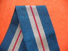 "MYB063 Queen's Gallantry Medal 1974 Ribbon Full Size 16cm (6"")"