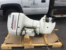"2004 Johnson Evinrude OMC 115 hp Carbureted 25"" Outboard Boat Motor Engine 130"