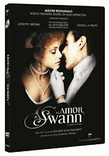 SWANN IN LOVE  (1983) **Dvd R2** Jeremy Irons Ornella Muti Digitally Remastered