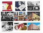 FAMOUS HESS'S DEPARTMENT STORE,  ALLENTOWN, PA COLLECTIBLE FRIDGE MAGNETS