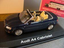 1/43 Norev Audi A4 Cabriolet moroblau 5010504323