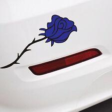 flower car sticker Bumper Van Window Laptop JDW VINYL Decals Rose Stickers
