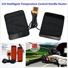 Motorcycle Bikes Intelligent Temperature Control 3-Speed Electric Handle Heater