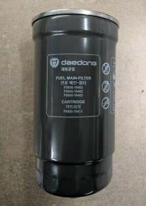 New Genuine OEM Kioti F6800-16411 Fuel Filter Fits Some CK, DK, NX and RX Models
