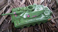 Vintage Action Force Man GI Joe 1982 MOBAT Z-force Motorised Tank not working