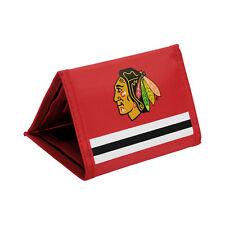 Chicago Blackhawks tri fold wallet