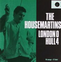 The Housemartins - London 0 Hull 4 - The Housemartins CD EIVG The Fast Free
