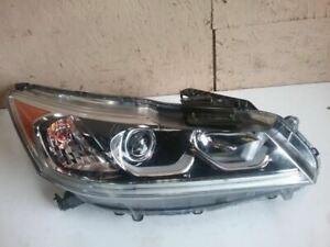 Passenger Headlight Market Sedan LED US Built Fits 16-17 ACCORD 24361