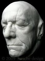 Trevor Howard Life Mask Bust Cast Superman Mutiny on the Bounty The Third Man