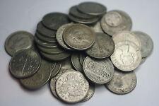 50x Australian Silver Post Florins 2/- Bulk Lot of Coins 1946 - 1963