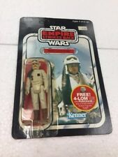 1982 Star Wars The Empire Strikes Back REBEL COMMANDER by Kenner