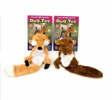 Fabric Squeaking Dog Toys