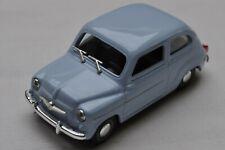 FIAT 600 D 1963 - SOLIDO/HACHETTE 1/43 (PAV011)