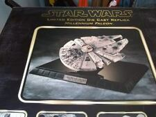 CODE3 Star Wars Millennium Falcon episode Ⅳ & dedicated box clear case