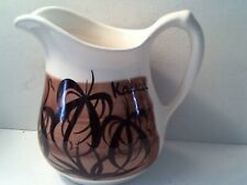 POHAKU Kiln HAWAII hand made Art Pottery Vase 9 Vintage Traditional Design /& Colors