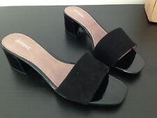 Block Heel Suede Mule Sandales  for Damens   Sandales   3b9cce