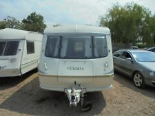 ELDDIS TYPHOON 4 BERTH TOURING CARAVAN ALL TESTED AND WORKING