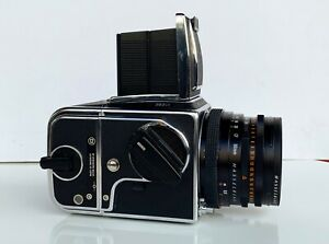 Hasselblad 503cx with 80mm lens MINT