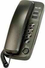 Tel Uk - 18035G - Sorrento Corded Phone - Grey