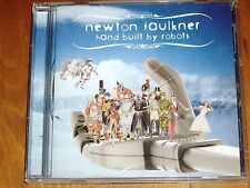 NEWTON FAULKNER *CD ' HAND BUILT BY ROBOTS '  2007 EXC