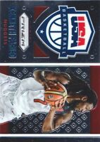 2015-16 Panini Prizm USA Basketball #20 Kenneth Faried Denver Nuggets