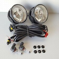 For Ford 07-14 Expedition 08-11 Ranger Clear Fog Light Set w/Switch Bulbs Wiring