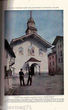National Geographic Apr 1928, Umbria & Tuscany, Italian Scenes, Iceland, Sheep