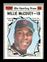 1970 Topps Set Break # 450 Willie McCovey All Star MINT OC *OBGcards*